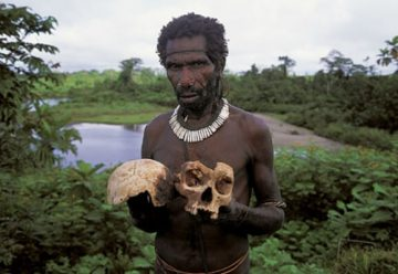 Мужчина племени Караваи