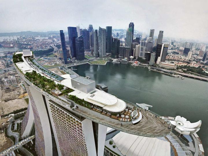Marina Bay Sands 5* (Сингапур/Сингапур) Рейтинг