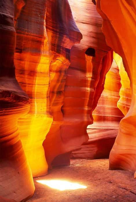 красивые-стены-каньона-антилопы