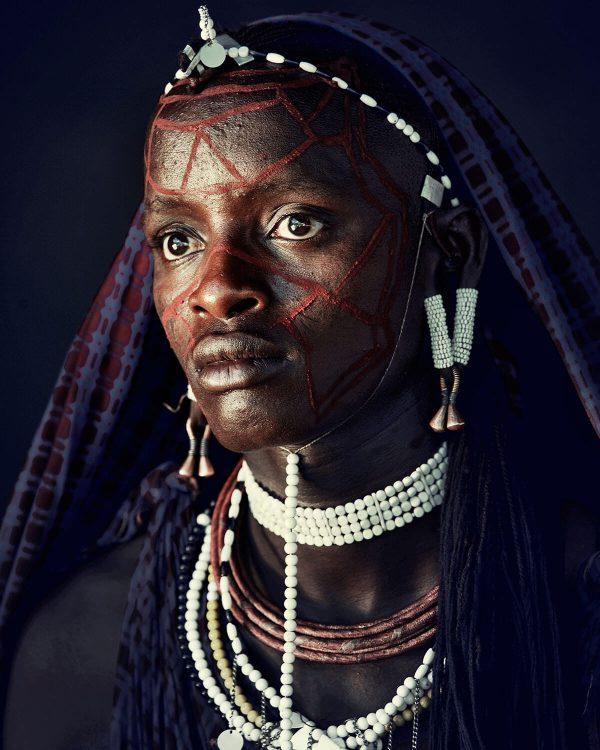 Мужчина племени Масаи