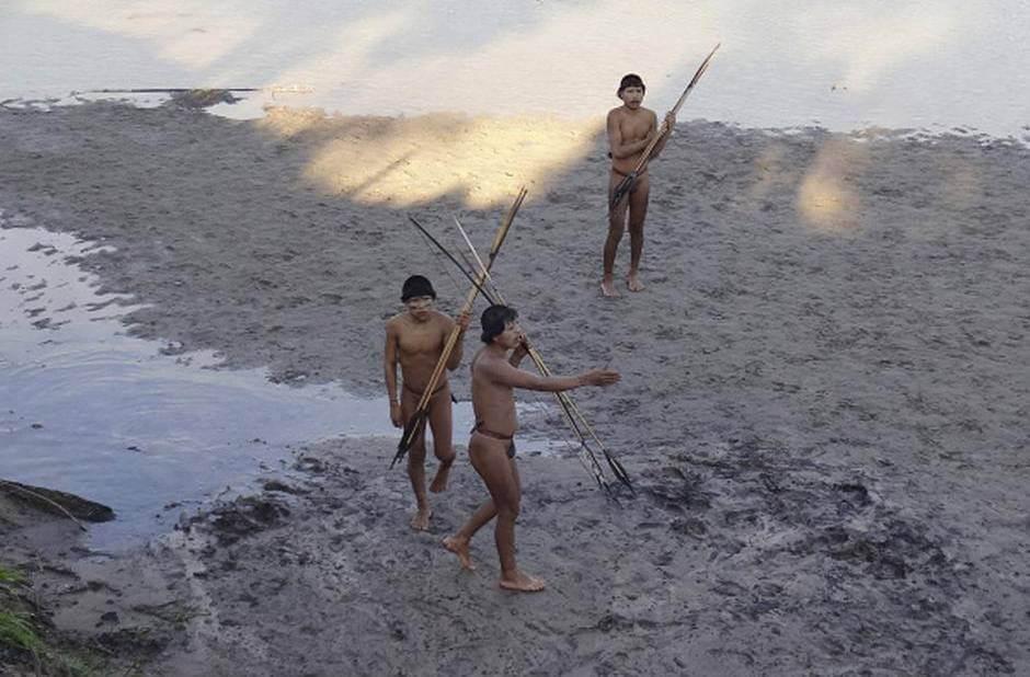 Амазонское племя