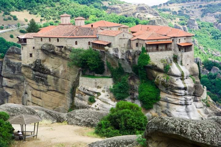 Монастырь Варлаама, Греция