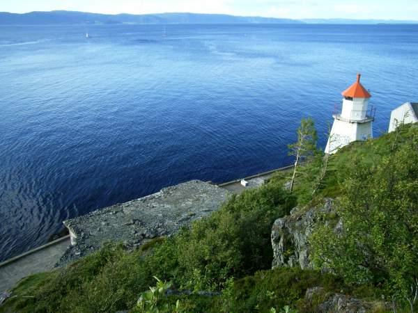 Норвежский залив Тронхеймс