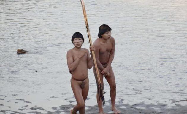 Amazon Indians representatives