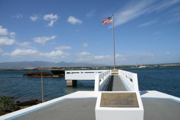 Мемориал на острове Форд