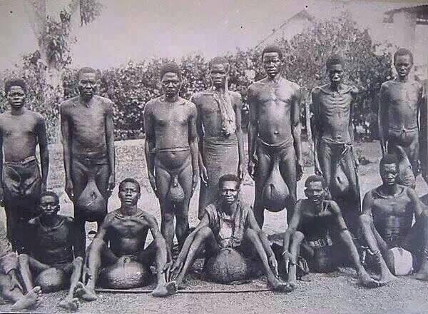 """Племя Бубал, также известны как """"Племя плохих танцоров"""""""