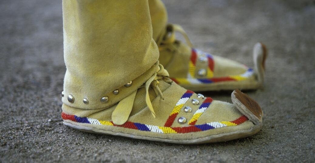 Обувь Апачей