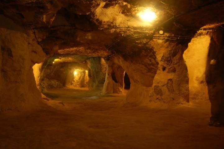 Подземелье в Каппадокии