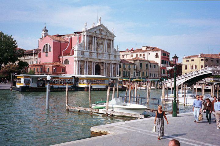 Город Венеция. Фото