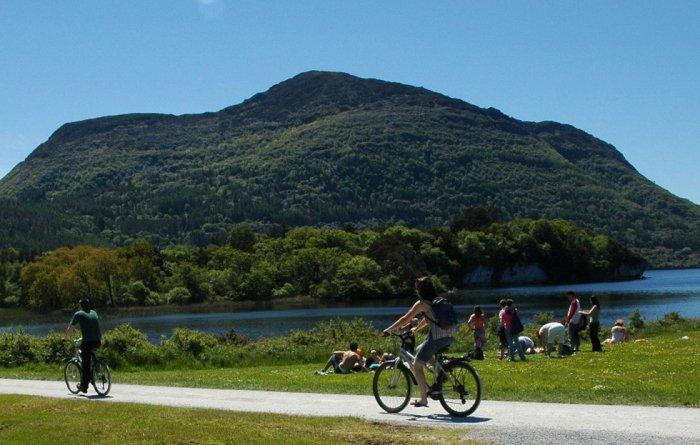 Велосипедный маршрут на Кольце Керри
