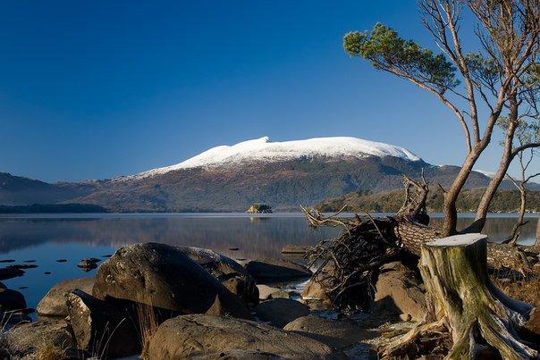 Самая высокая гора в Ирландии