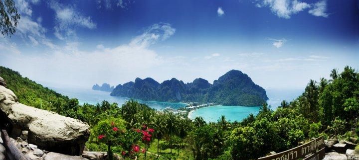 Остров Пхи-Пхи-Дон, Таиланд