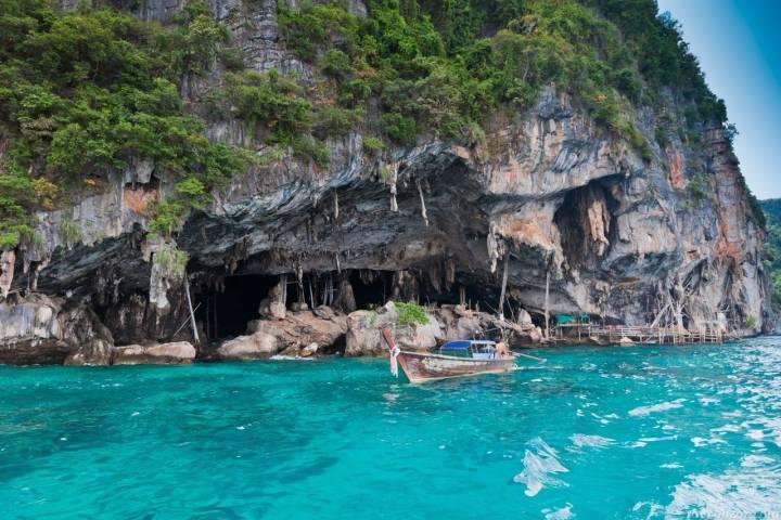 """""""Пещера Викингов"""", Таиланд"""