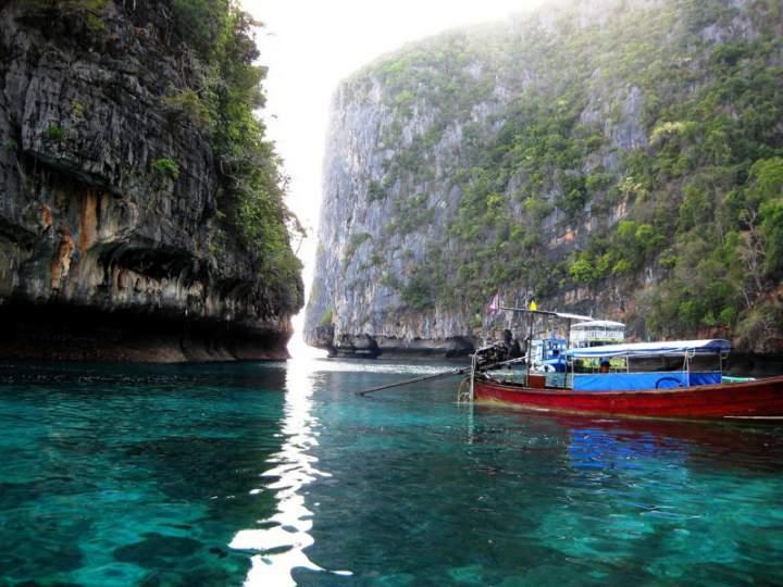 Пхи-Пхи-Лей, Таиланд