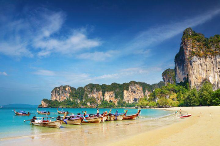 Пляжи острова Пхи-Пхи-Дон, Таиланд