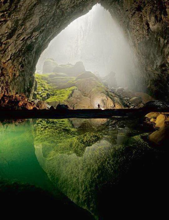 Пещера Шондонг - самая большая пещера в мире