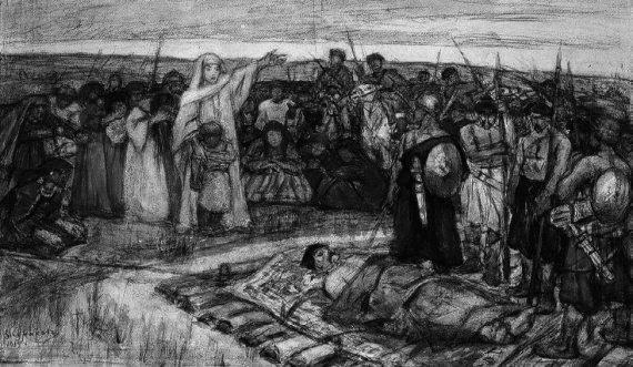 Община древних славян