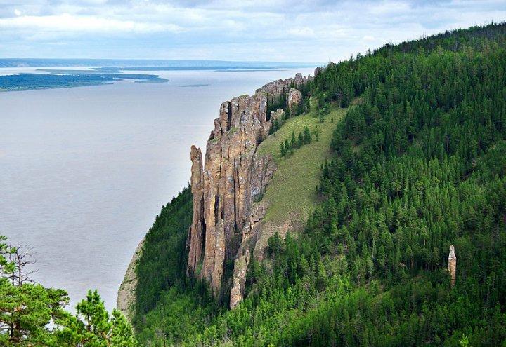 Ленские столбы, Якутия, Россия
