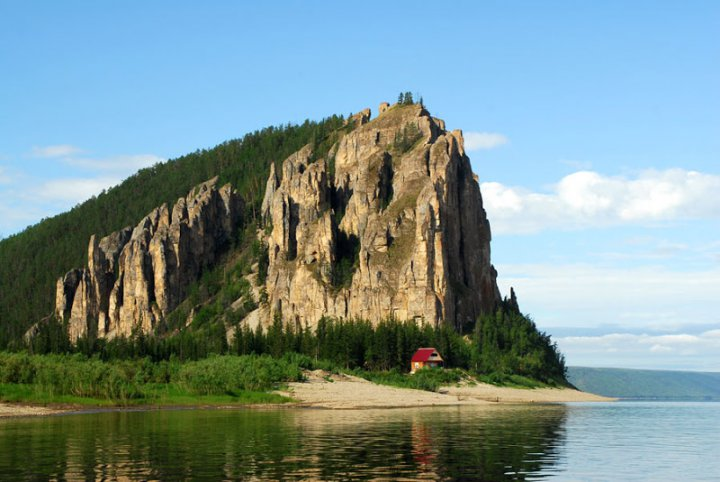 Контора национального парка Ленские столбы