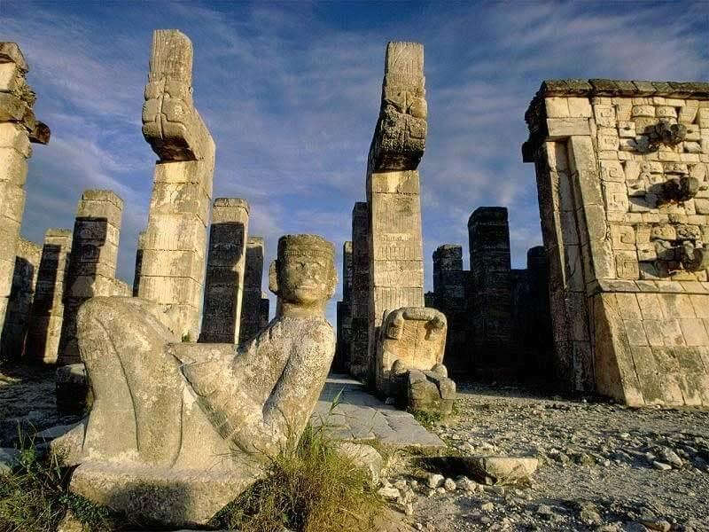 Чичен-Ица - седьмое чудо света. Фото