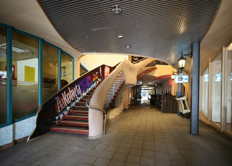 Торговый центр Кривого домика