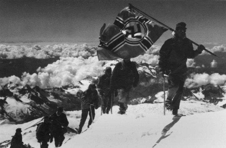 Гора Эльбрус во Второй мировой войне
