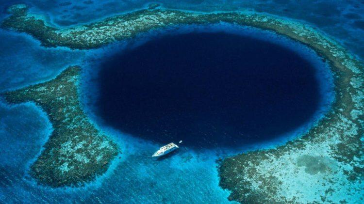 Большая голубая дыра