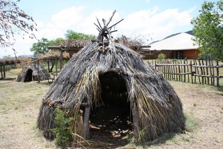 Вигвам - жилище Апачей