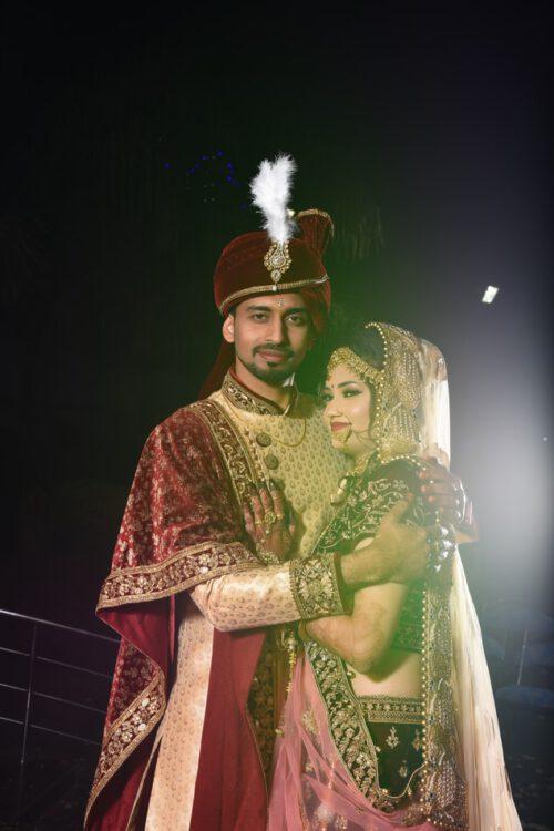 Мужчина и женщина, Видиша, Мадхья-Прадеш, Индия