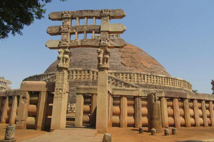 Санчи, Мадхья-Прадеш, Индия