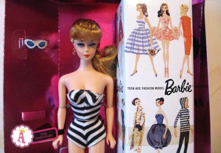 Первая Барби
