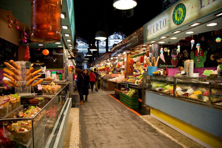 Бокерия в Барселоне