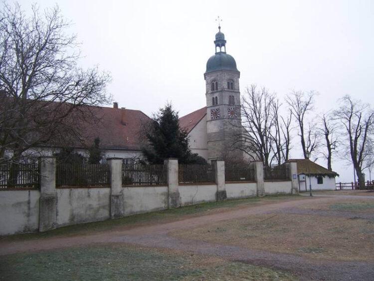 """Церковь """"Sankt Maria Himmelfahrt"""""""