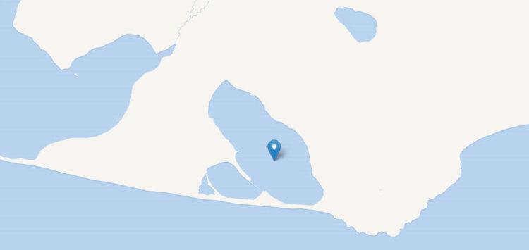 кояшское розовое озеро в крыму на карте