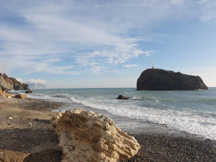Красоты Яшмового пляжа мыс фиолент крым