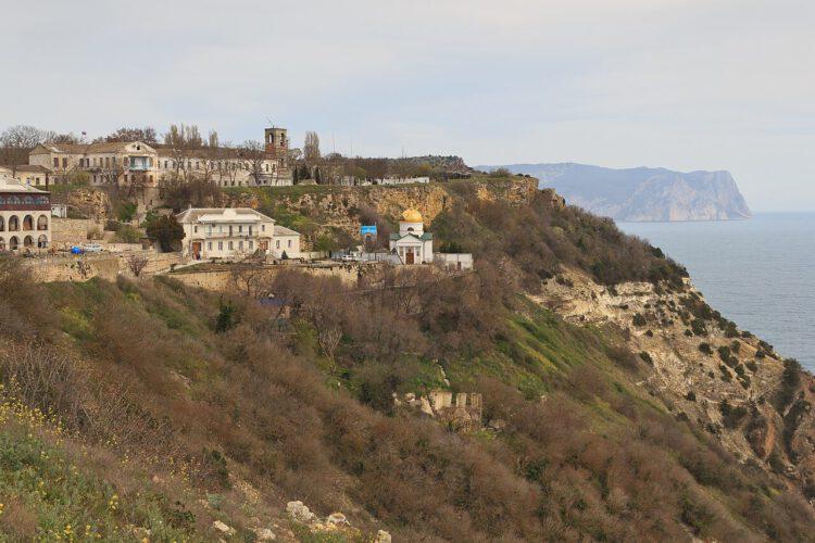 монастырь Святого Георгия у мыса Фиолент