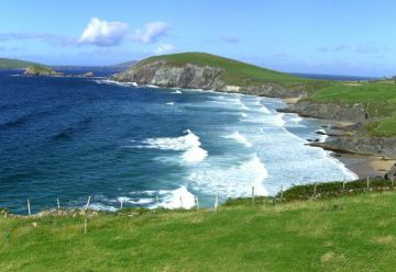 Побережье Кольца Керри, Ирландия