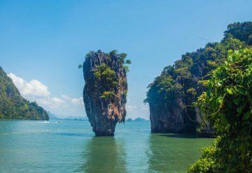 Остров Пхи-Пхи-Лей, Таиланд