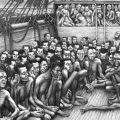 Транспортировка рабов из Африки в США