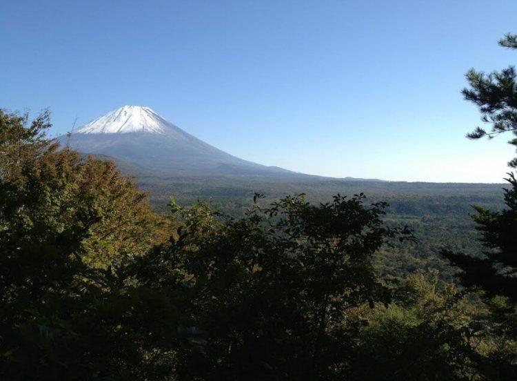 Подножие горы Фудзияма, Япония